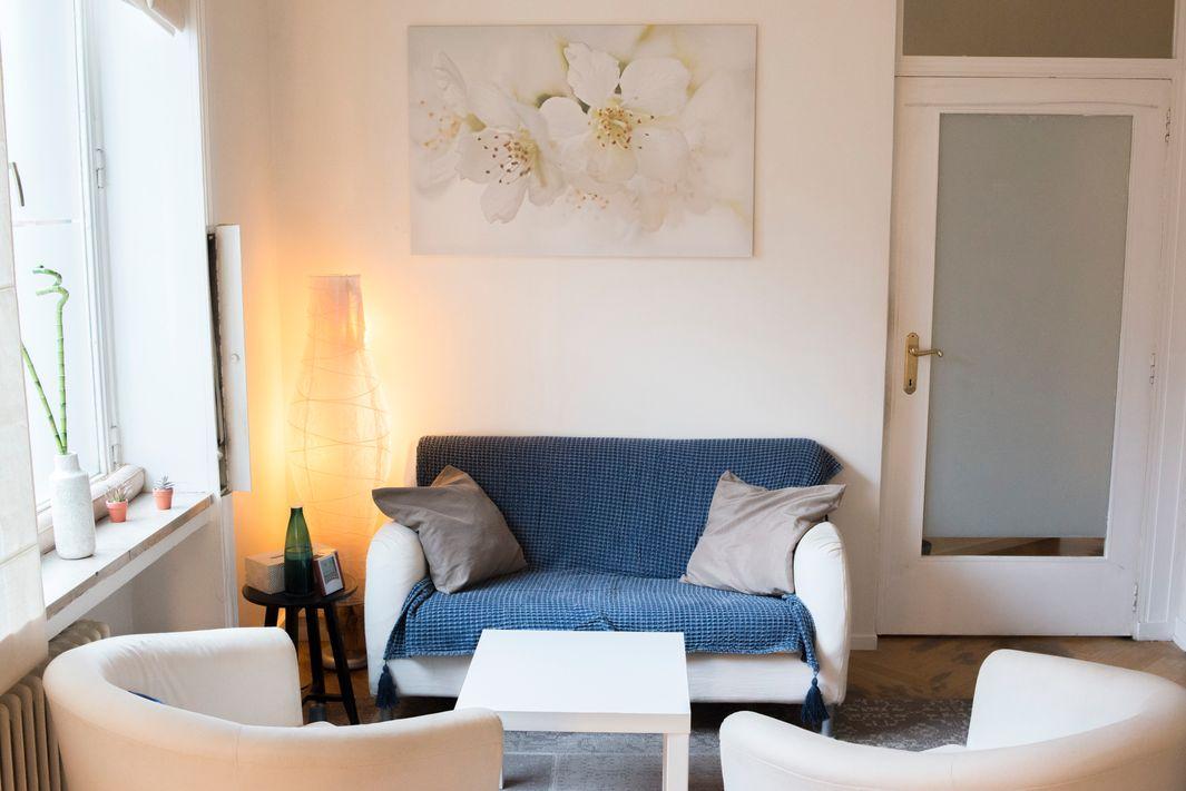 cabinet Lotus Bleu espace mauna